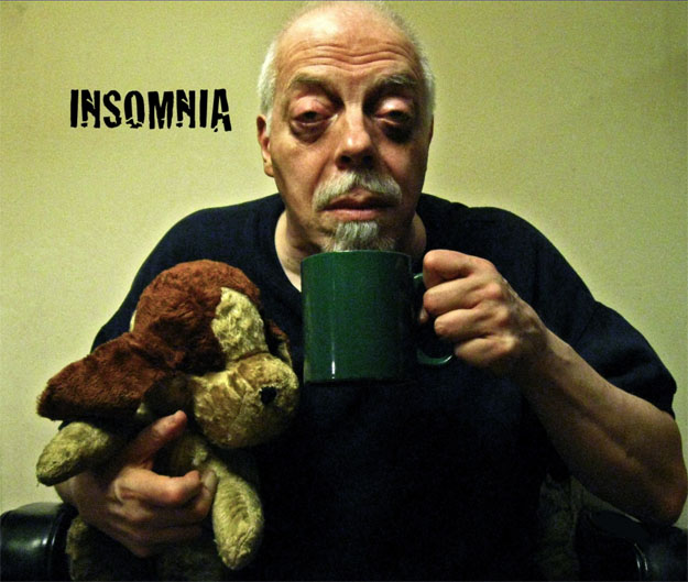 INSOMNIA Web Page