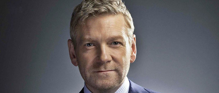 Kenneth Branagh biography cover