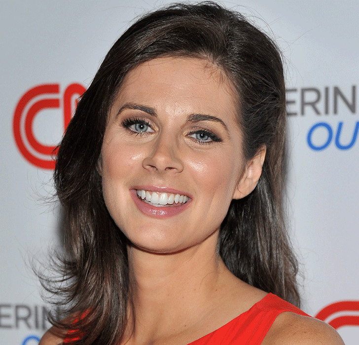 how tall is erin burnett