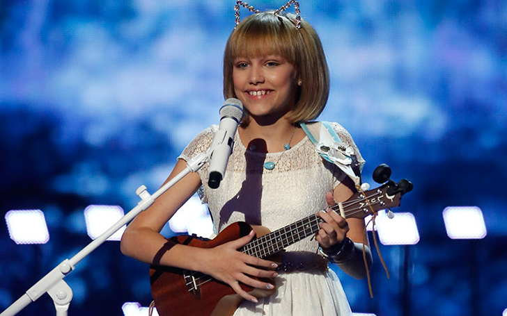 America's Got Talent winner Grace VanderWaal Biography