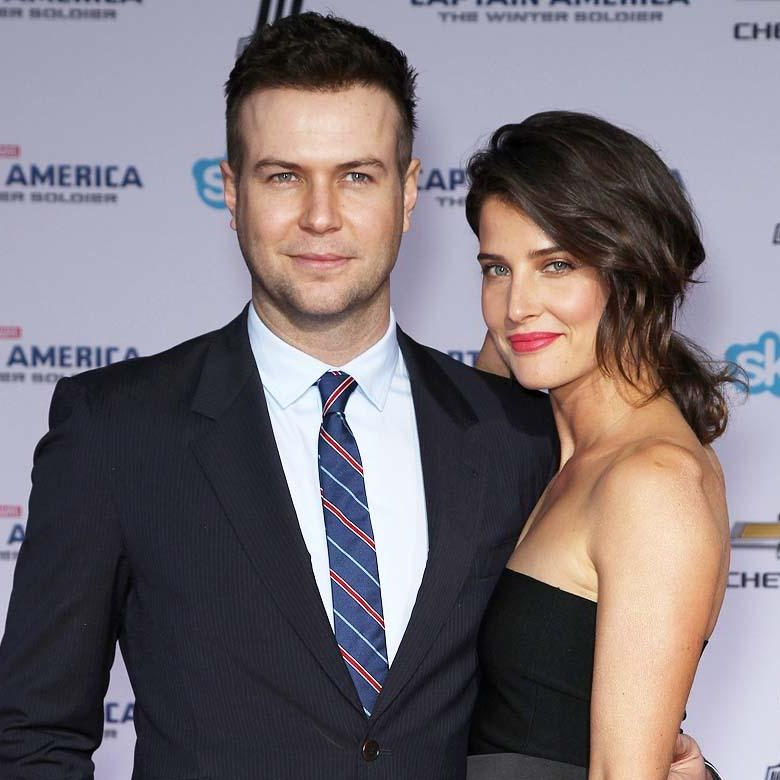 Cobie Smulders with Husband Taram Killam