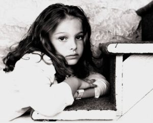 Natalie Portman, young, as a child, tyke, baby