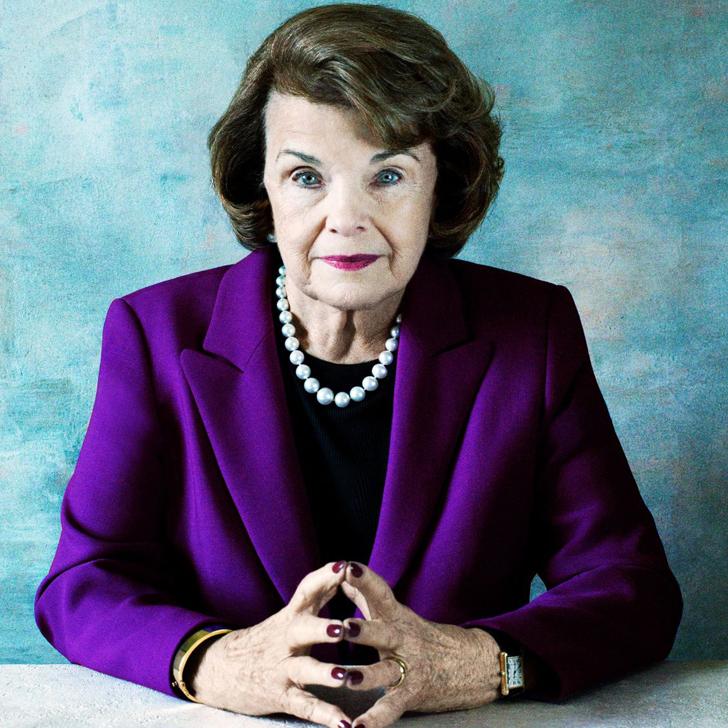 Senator Feinstein calls the Intelligence Committee's