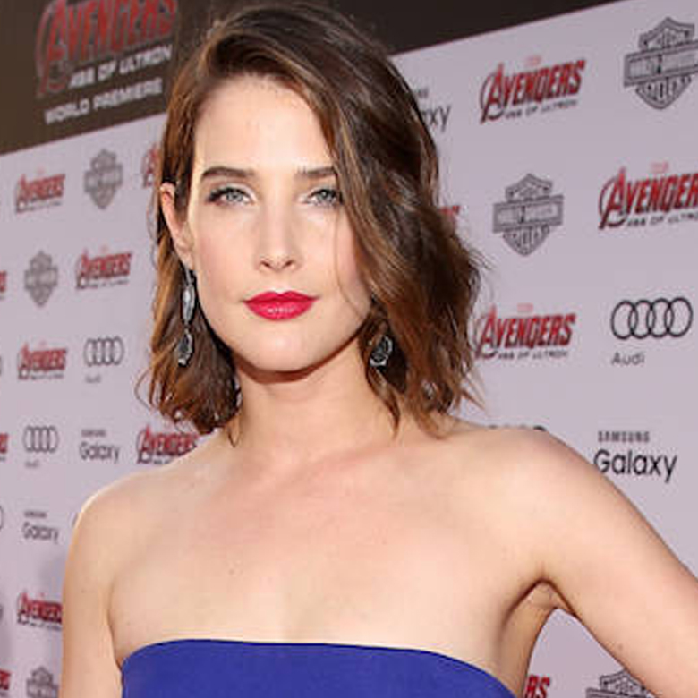 Cobie Smulders on the Premiere of Avengers Age Of Ultron on 13th April 2015