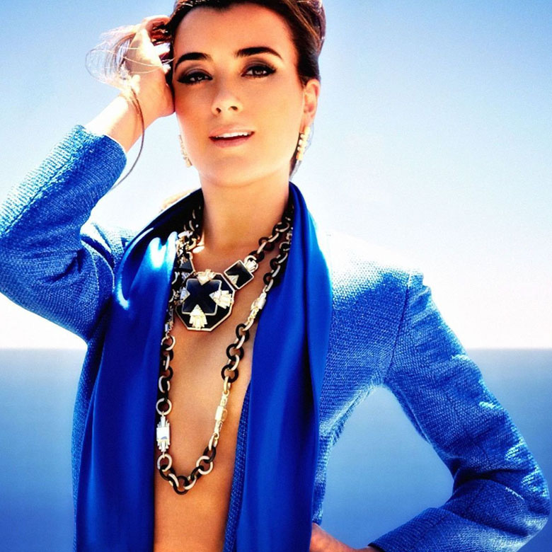 cote de pablo september 2013 photoshoot