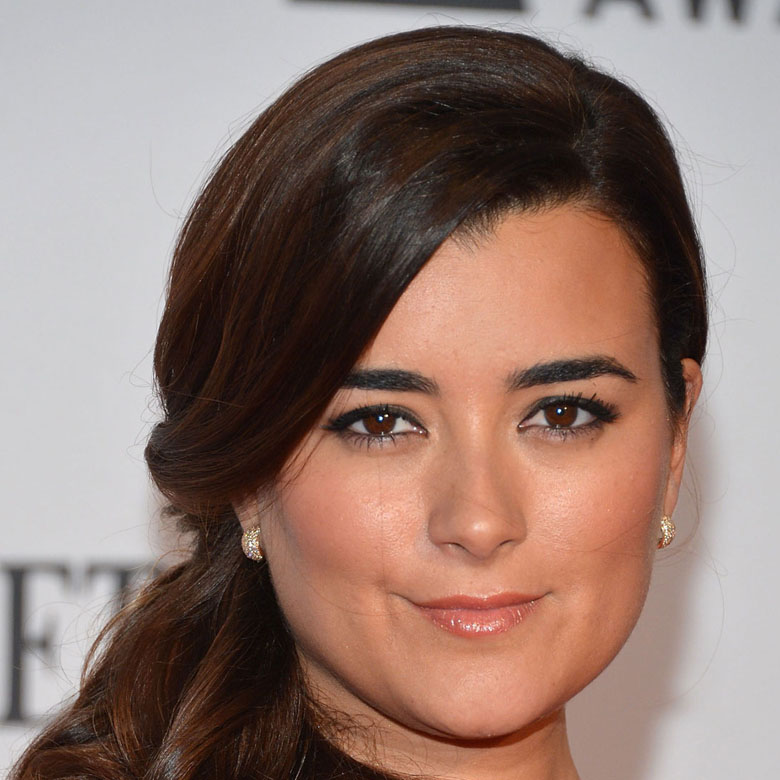 Cote De Pablo at annual tony awards in new york
