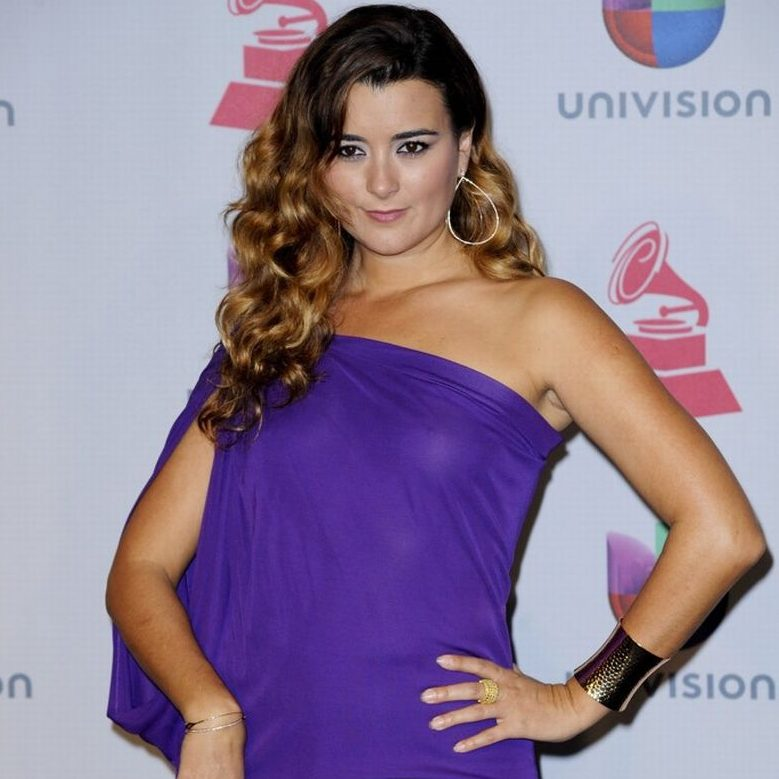 Cote De Pablo in Latin Grammy Awards