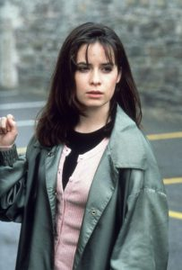 Holly Marie Combs childhood, kids, young, baby, high school, pic