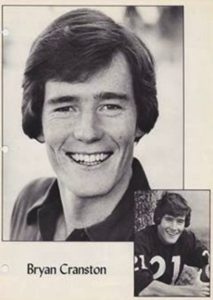Bryan Cranston as a child, old, pic, tyke, teen