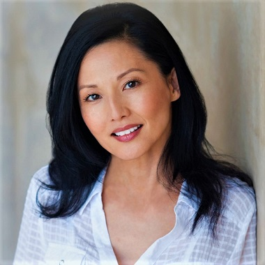 Tamlyn Tomita Biography | Know more about her Personal Life, Married, Husband, Age, Net Worth, Young, Now, Movies, Karate Kid, Ethnicity, Nationality, Wiki, gif