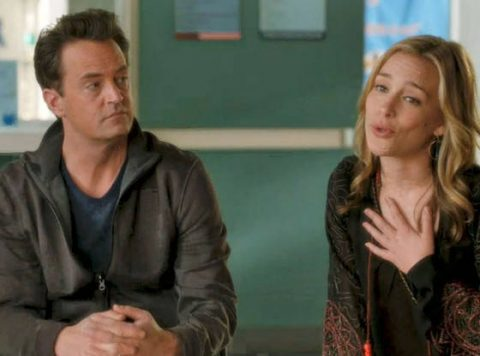 Mathew Perry and his ex-wife Piper Perabo