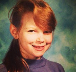 Lauren Prepon's Childhood photo