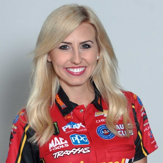 Courtney Force Biography