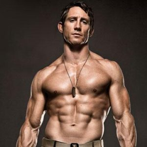 The handsome and multi-talented, Tim Kennedy