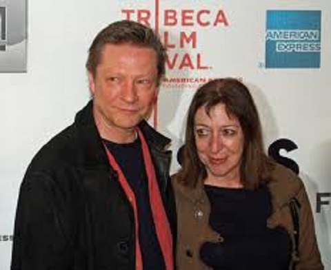 Chris Cooper and his wife, Marianne