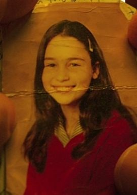 Game of Thrones actress, Emilia Clarke's teenage photo.