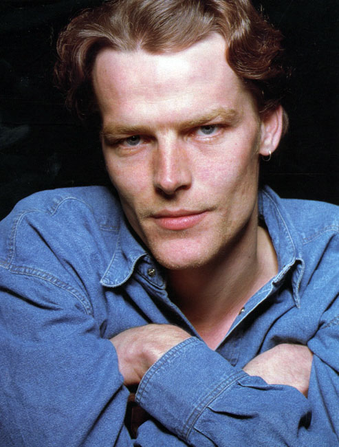 Handsome Game of Thrones actor, Iain Glen during his early age.