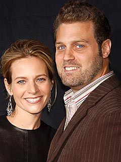 former Wife and husband, Jessalyn Gilsig and Bobby Solomon.