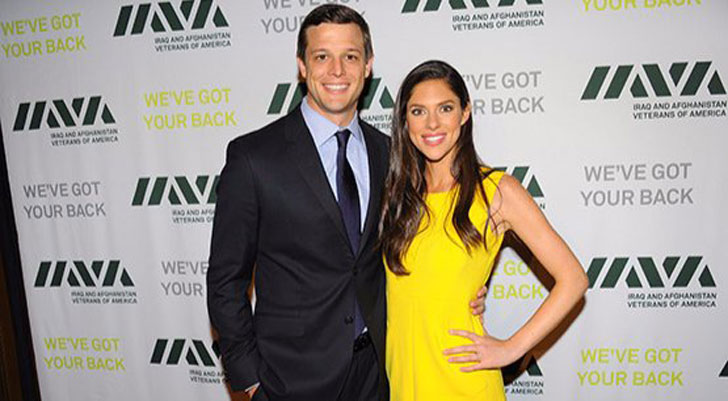 Abby Huntsman with Jeff Livingston
