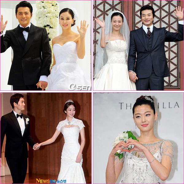Jun Ji-Hyun married Choi Joon-Hyun