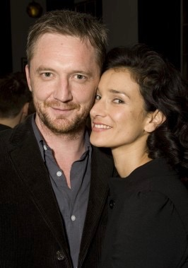 Husband and wife, Colin Tierney and Indira Varma