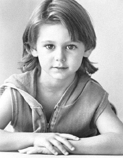 Dominic Scott Kay childhood image