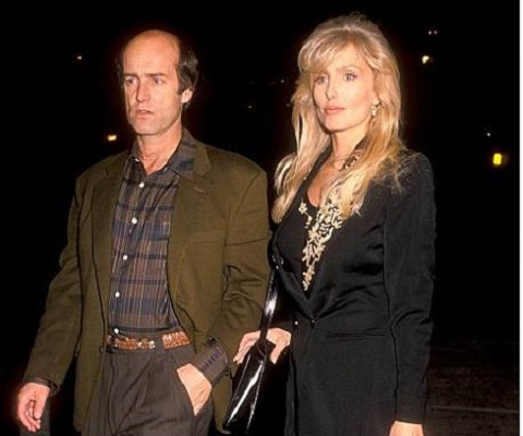 Heather Thomas and his husband,Harry M. Brittenham
