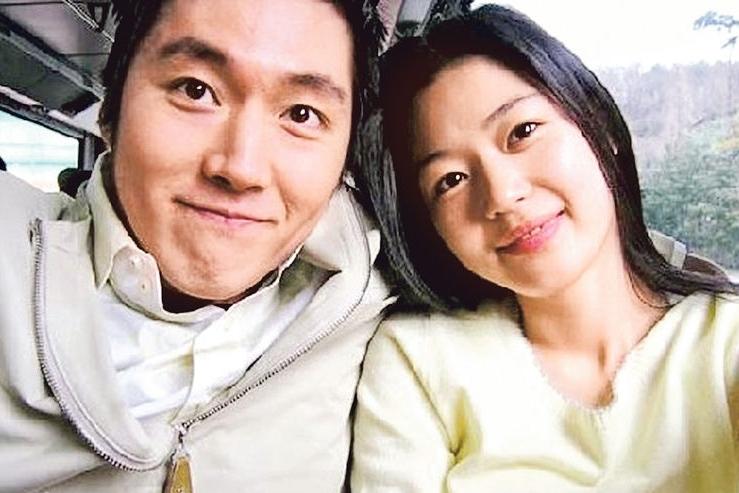 Jun Ji-Hyun and her husband's Choi Joon