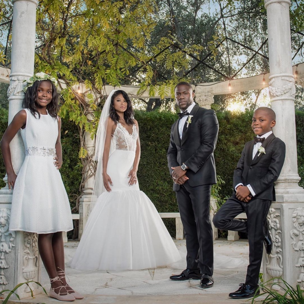 Kevin Hart and Eniko Parrish Married
