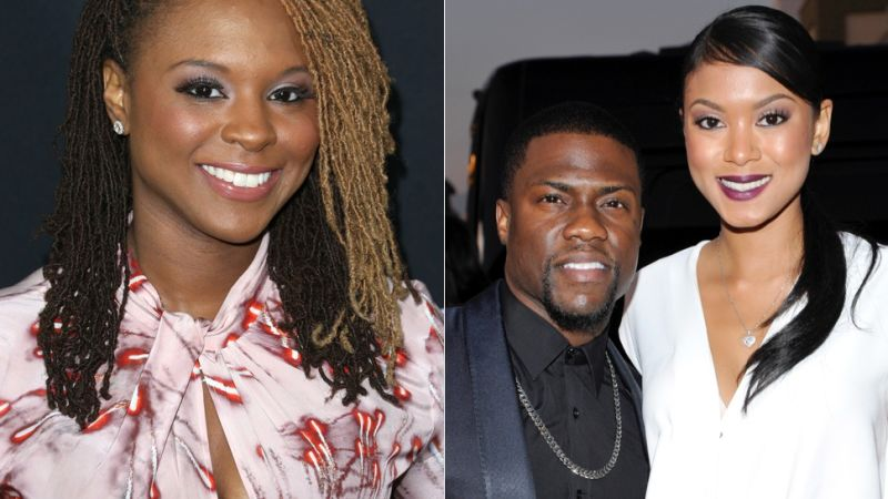 Kevin Hart cheated his Ex-Wife Torrei Hart with Eniko Parrish