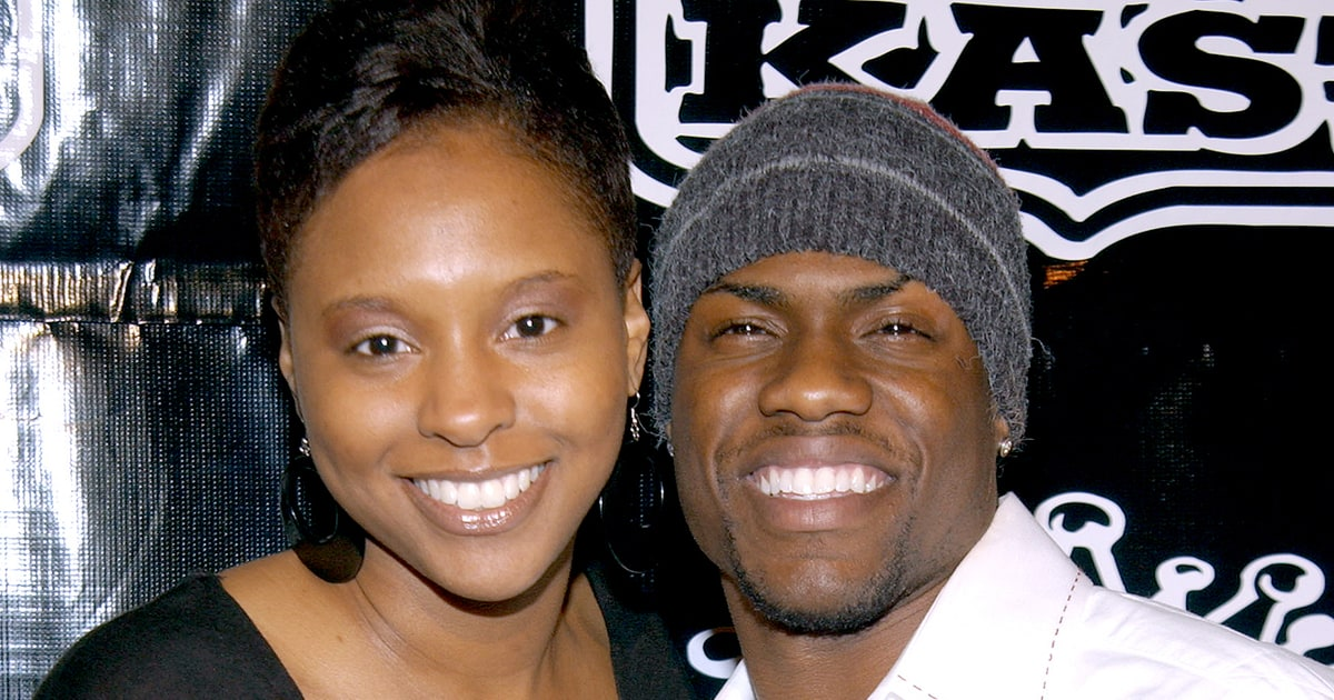 Kevin Hart with his Ex-Wife Torrei Hart