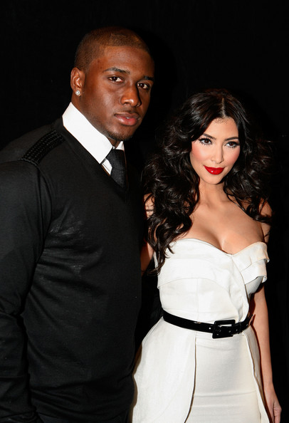 Kim Kardashian with Damon Thomas