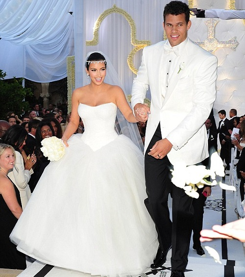 Kim Kardashian relation with Kris Humphries