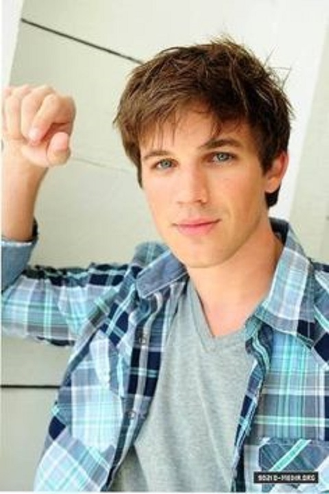 Matt Lanter during his young age