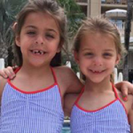 Noelle Watter and Jesse Watters twin daughter