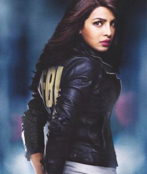 Priyanka Chopra as FBI agent
