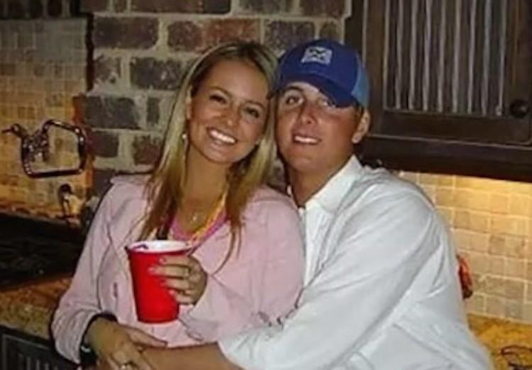 Ricky Hendrick with Emily Maynard