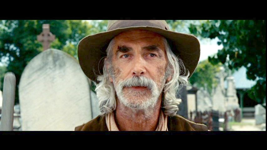 Sam Elliot in Ghost Rider