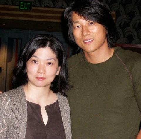 Sung Kang wife, Miki Yam