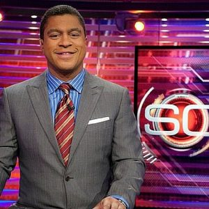 Talented Stan Verrett show in the SportsCenter