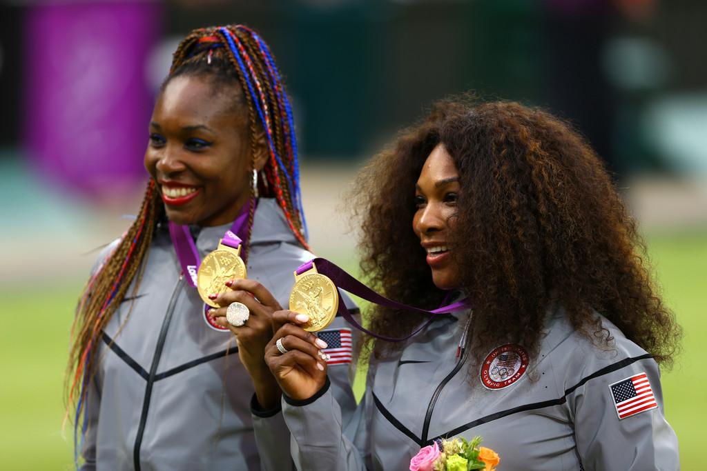 Venus and Serena William