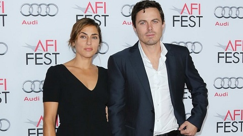 Casey Affleck and his former wife Summer Phoenix