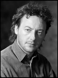 Game of Thrones actor, Liam Cunningham during his young age.