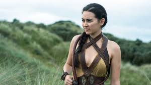 Game of Thrones beautiful actress, Jessica Henwick.