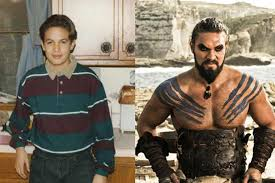 Game of Thrones actor, Jason Momoa a.k.a Khal Drogo, husband of Daenerys Targaryen, childhood photos