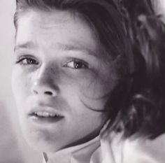 Orange is the New Black actress, Kate Mulgrew at the age of 12.