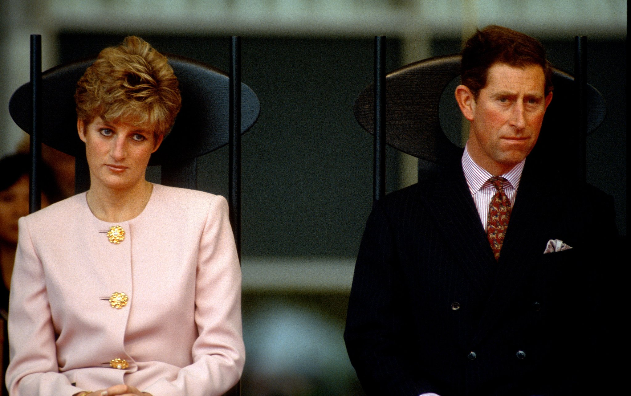 Prince Charles and Princess Diana Divorce