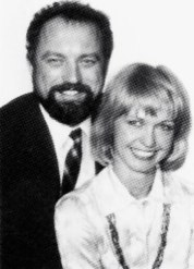 Former husband and wife, John and Linda Doman.