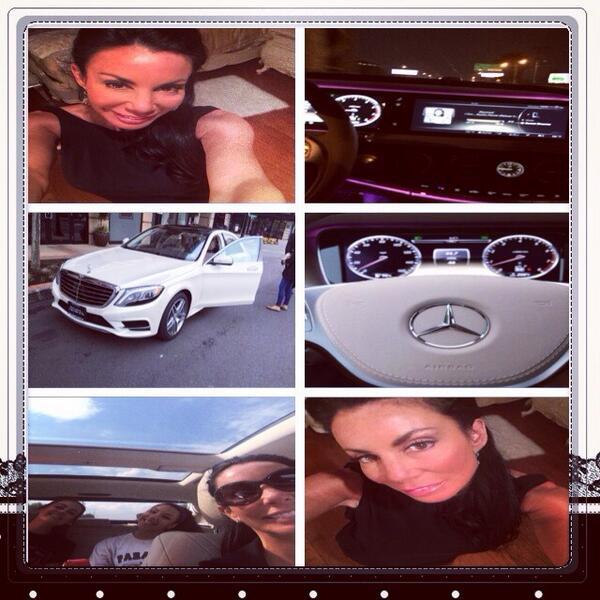 Danielle Stub's car