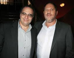 Harvey Weinstein and Bob Weinstein